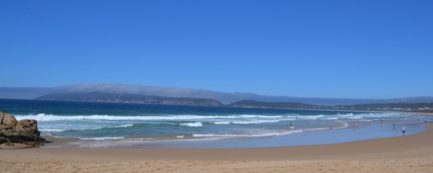 Robberg Beach Area and Robberg Nature Reserve. Landmark