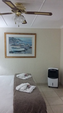 Anchorage Guest House>Plettenberg Bay>Garden Route>Air Conditioner>Upstairs Suite 5